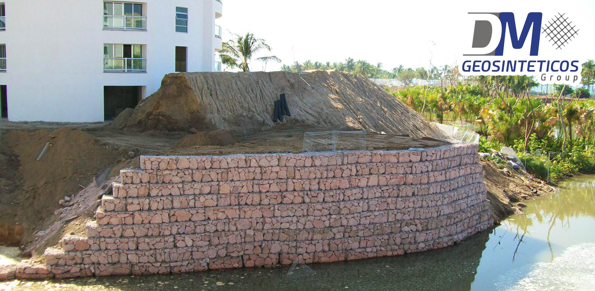 Gaviones dm geosint ticos - Muros de gavion ...